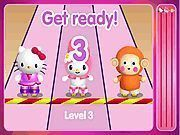 Play Hello Kitty Roller Rescue Game