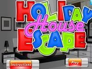 Play Holiday House Escape Game