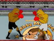 Play Hot Blood Boxing Game