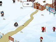 Play Ice War Game