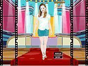 Play Kay Panabaker Dress Up Game