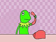 Play Kermit Goes Cordless Game