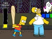 Play Kick Ass Homer Game