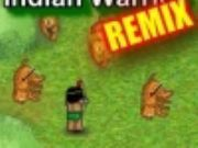 Play Little Indian Warrior Remix Game