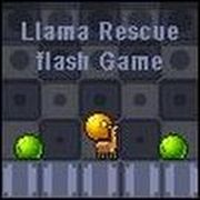 Play Llama rescue Game