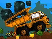 Play Mad Mine Truck Game