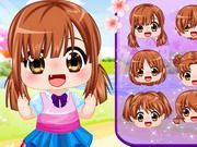 Play Manga Doll Game