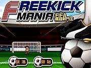 Play Maniacs of the Socce Game