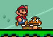Play Mario bros flash Game
