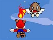 Play Mario Bros Flight for Aires Game