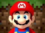 Play Mario Craft Game