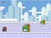 Play Mario Snow Game