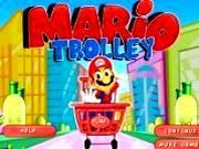 Play Mario Trolley Game