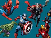 Play Marvel Tribute Game