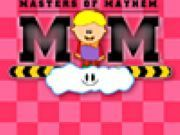 Play Masters of Mayhem Game