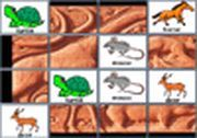 Play Memory Animals Game
