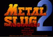 Play Metal Slug Rampage 2 Game