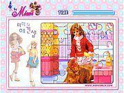 Play mimi barbie puzzle 2 Game