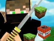 Play Minecraft Ninja Game