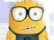 Play Minion Wearing Glasses Game