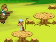Play Monkey Diner Game