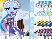 Play Monster High Chibi Abbey Dress Up Game