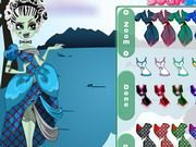 Play Monster High Frankie Threadarella Game