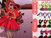 Play Monster High Little Dead Riding Wolf Game