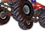 Play Monster truck 3D stars Game