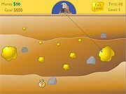 Play My Gold Miner Game