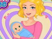 Play Nellys Perfect Baby Game