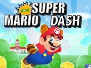Play New Super Mario Dash Game