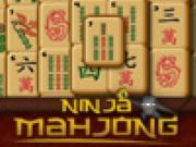 Play Ninja Mahjong Game