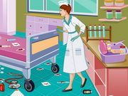 Play Nurse Cleaning The Ward Game