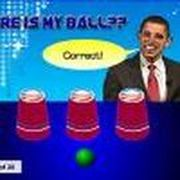 Play Obama Hidden Ball Game