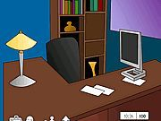 Play Office Chimp Game