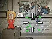 Play Om Nom Zombies Game