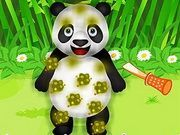 Play Panda Pet Care Game