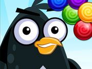 Play Penguin Bubble Game