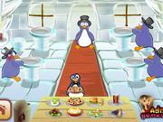 Play Penguin Cookshop Game