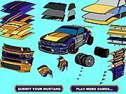 Play Pimp My Mustang Game