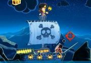 Play Pirates Ship Fort Blaster Game