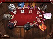 Play Poker the Governor Game