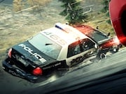 Play Police Pursuit in the City Game