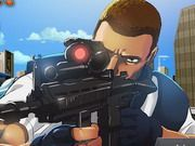 Play Police Sniper Training Game