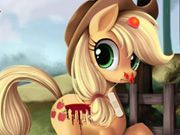 Play Pony Injury Care Game