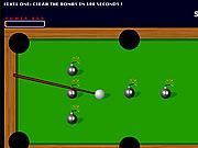 Play Pool with Dynamite Game