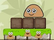 Play Pou Puzzle Jelly World Game