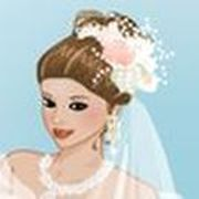 Play Pretty Bride Dress up game Game