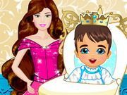 Play Prince George Babysitter Game
